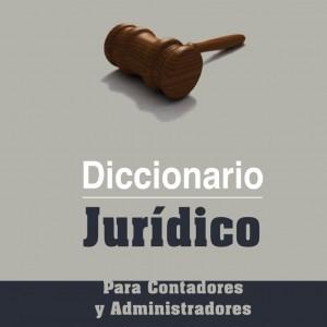 portada diccionario juridico