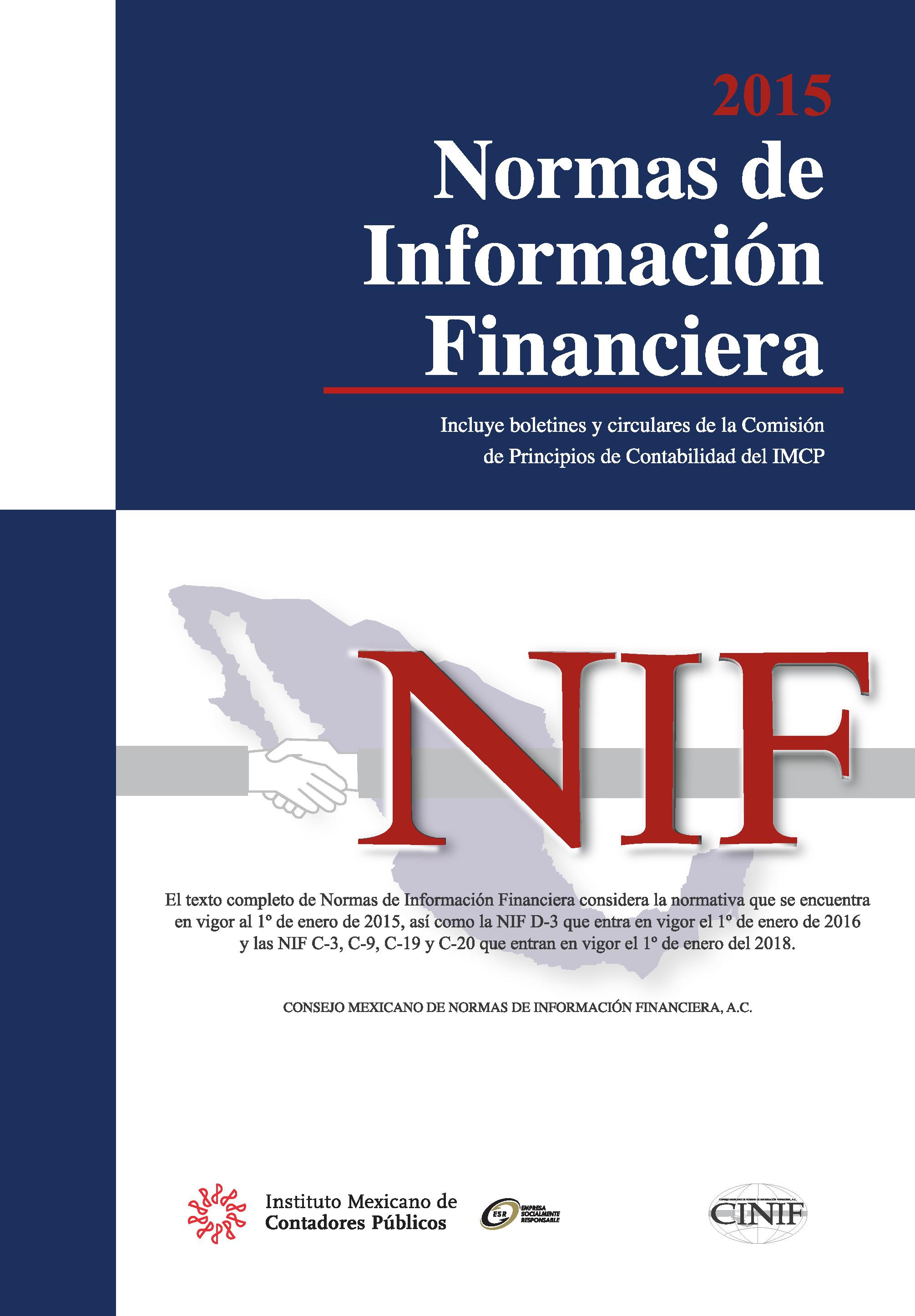 normas de informacion financiera Palabras claves: principios de contabilidad generalmente aceptados, normas  de información financiera, estados financieros, derecho.